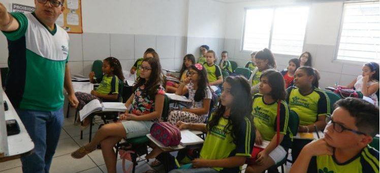 Vestibulinhos entre 10 e 11 anos já estão de olho nas vagas dos colégios de Aplicação e escola Militar.
